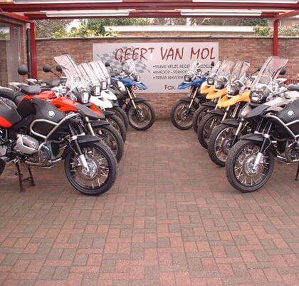 Motohandel Geert Van Mol - Geert Van Mol